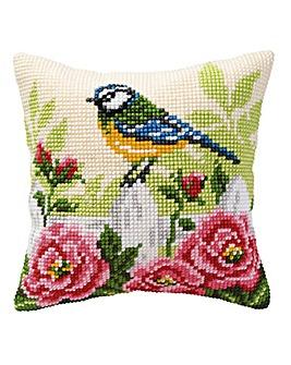 Easy Cross Stitch Cushion Kit