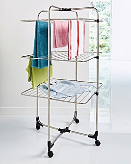 Stainless Steel Airer
