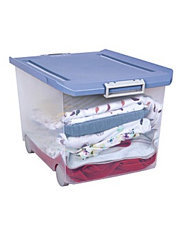 Storage Box on Wheels 60ltr