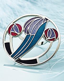 Mackintosh Scarf Ring