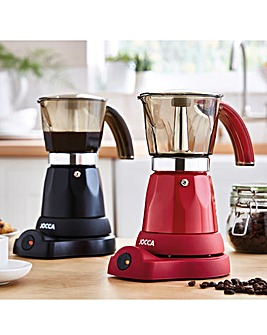 Electric Italian Coffee Maker