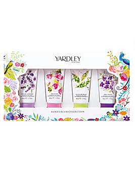Yardley Hand Cream Selection 4 Pack