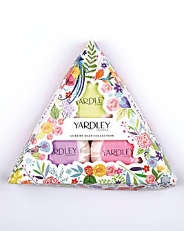 Yardley Guest Soap Trio