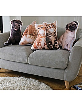 Shaped Animal Cushions