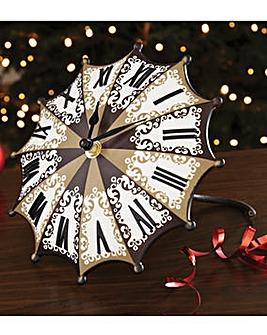 Umbrella Clock