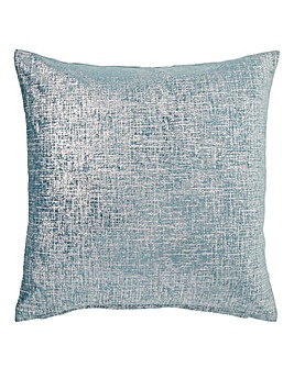 Morgan Metallic Velvet Cushion
