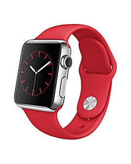 Apple 38mm Stainless Steel  Red