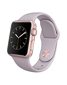 Apple Sport 38mm Rose Gold  Lavender