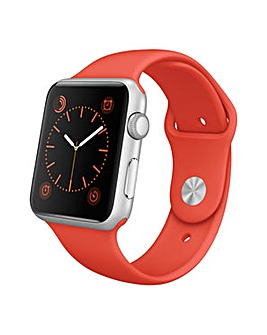 Apple Sport 42mm Aluminium  Orange