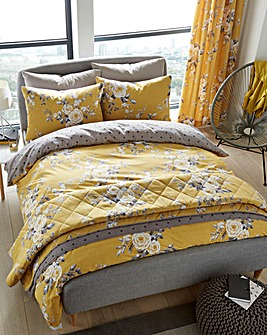 Canterbury Reversible Duvet Set