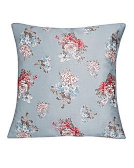 Anna Faux Silk Square Cushion