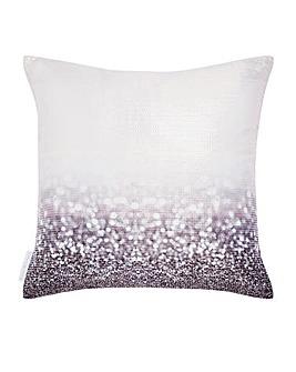 Kylie Glitter Fade Square Cushion