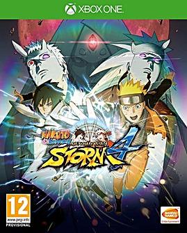 Naruto Shippuden Ultimate NinjaStorm4XB1