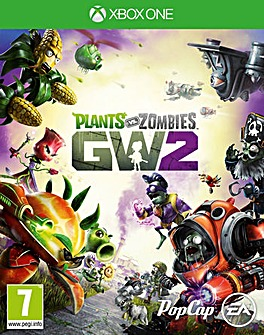 Plants vs Zombies Garden Warfare 2 XB1
