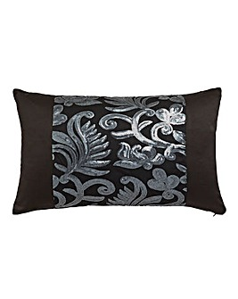 Grace Black Cushion