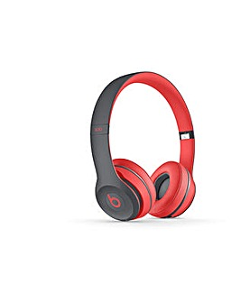 Beats Solo2 Wireless  Active  Red