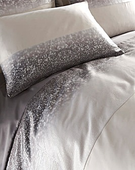 Kylie Glitter Fade Housewife Pillowcase
