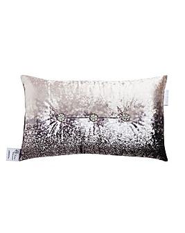 Kylie Glitter Fade Boudoir Cushion