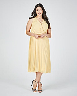 Lovedrobe Grecian Midi Dress