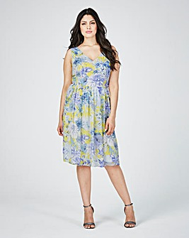 Lovedrobe Print Midi Dress