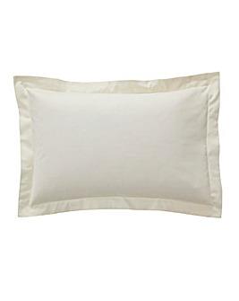 600 TC Cotton Sateen Oxford Pillowcase