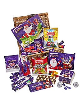 Cadbury Christmas Sharing Basket
