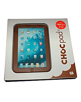 Decorated Milk Chocolate iPad