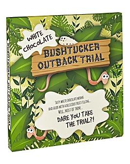 Chocolate Bush Tucker Outback Trial
