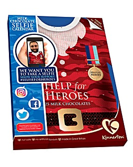 Help For Heroes Advent Calendar