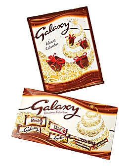 Galaxy Advent & Selection Box