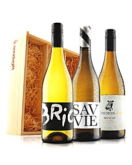 Virgin Wines Premium White Trio