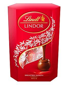 Lindt Lindor Milk & Assorted Cornets