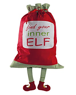 Elf Sack with Legs