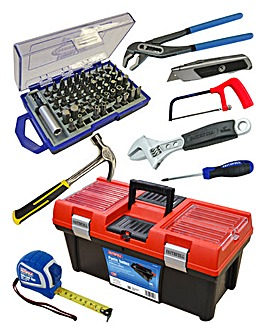 Faithful Tools 70PC Tool Box Set