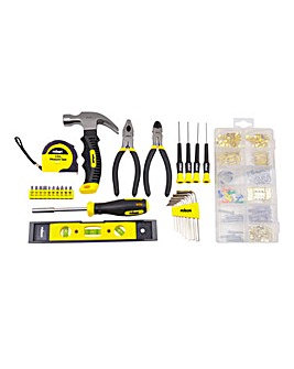 Rolson Tools 30pc Toolkit