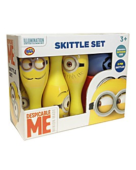 Despicable Me Minion Made Skittles