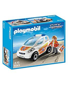 Playmobil Emergency Vehicle