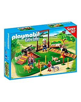 Playmobil Dog Park SuperSet