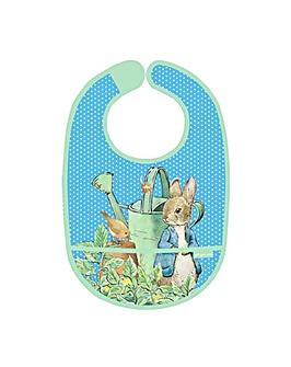 Beatrix Potter Peter Rabbit PVC Bib