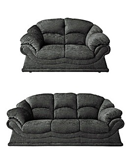 Vienna Two & Three Seater Sofa Suite