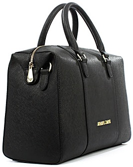 Armani Jeans Black Grab Bag