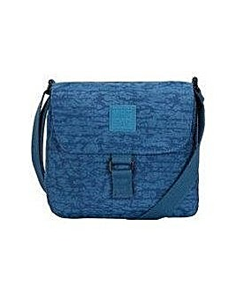 Artsac Zip Top Flap Fronted - Reef