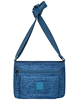 Artsac Single Strap Pocketed Reef Fabric