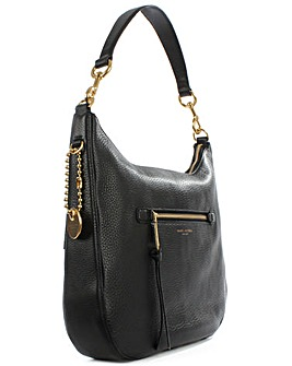 Marc Jacobs Black Leather Shoulder Bag