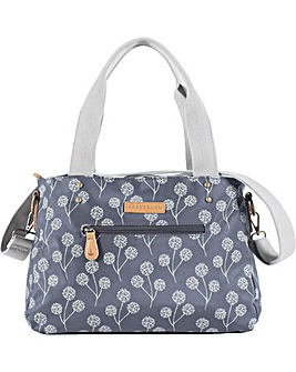 Brakeburn Floral Large Shoulder Bag
