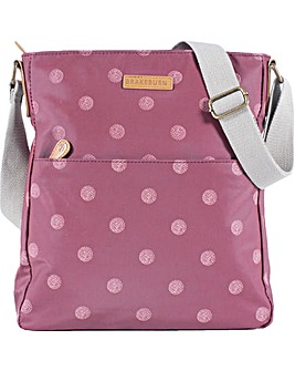 Brakeburn Polka Large Saddle Bag
