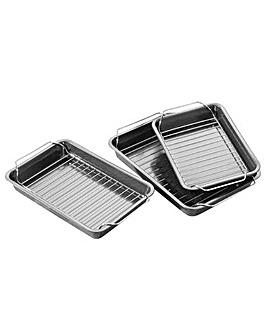 Premier Housewares Roasting Trays