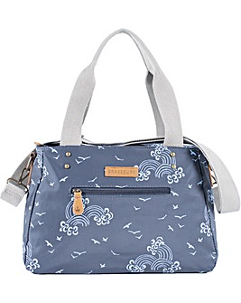 Brakeburn Birds & Waves Shoulder Bag