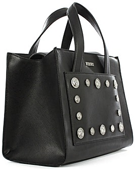 Versus Versace Top Handle Black Bag