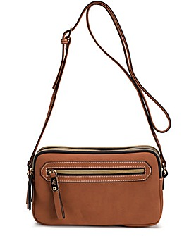 JS by Jane Shilton Kelsey-Zip top Bag